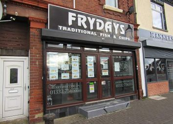 Thumbnail Retail premises for sale in London Road, Alvaston, Derby