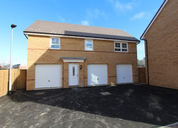 Thumbnail 2 bed property for sale in Fells Paddock, Marston Moretaine