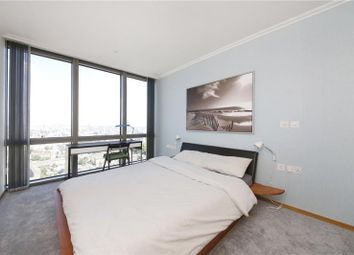 Thumbnail 1 bedroom flat to rent in One West India Quay, 26 Hertsmere Road, London