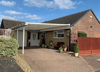 Thumbnail 4 bed detached bungalow for sale in Somerset Close, Melton Mowbray