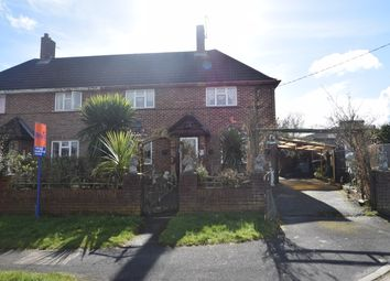Thumbnail 3 bed semi-detached house for sale in Ratcliffe Road, Hedge End, Southampton, Hampshire