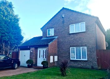 Thumbnail 4 bedroom detached house for sale in Nuthatch Close, Poole