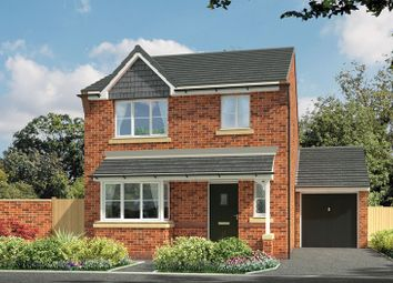 Thumbnail 3 bed detached house for sale in Crompton Way, Bolton