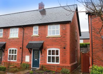 Thumbnail 3 bed end terrace house for sale in Cheshires Way, Saighton, Chester