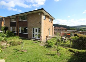 Thumbnail 3 bed semi-detached house for sale in Hullett Drive, Hebden Bridge