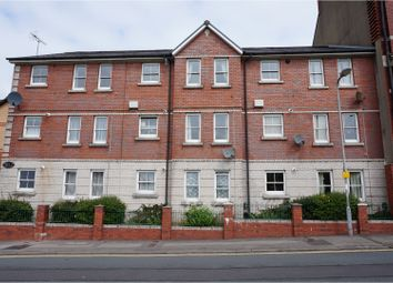 Thumbnail 1 bedroom flat for sale in Dock View Road, Barry