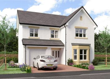 "Thumbnail 4 bed detached house for sale in ""Yeats"" at Gilmerton Station Road, Edinburgh"
