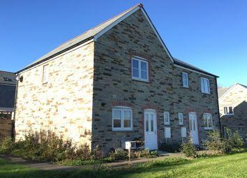 Thumbnail 3 bed property to rent in Dobsons Close, Callington Road, Liskeard