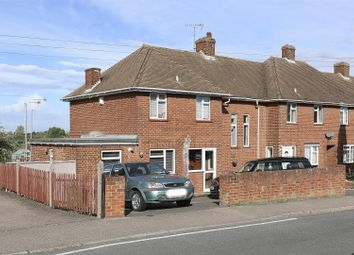 Thumbnail 3 bedroom end terrace house for sale in Playstool Road, Newington, Sittingbourne