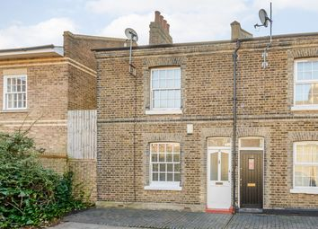 Thumbnail 3 bed end terrace house for sale in Stoke Place, London