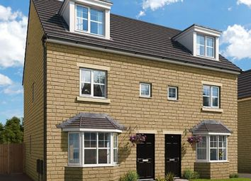 "Thumbnail 3 bed property for sale in ""The Rathmell At Highgrove Place"" at Smirthwaite Street, Burnley"