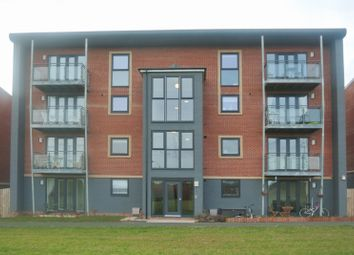 Thumbnail 2 bedroom flat to rent in Elmwood Park Court, North Gosforth, Newcastle Upon Tyne