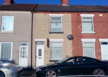Thumbnail 3 bed terraced house to rent in East Street, Sutton-In-Ashfield, Nottinghamshire
