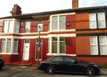 Thumbnail 3 bed property to rent in Kenyon Road, Mossley Hill, Liverpool