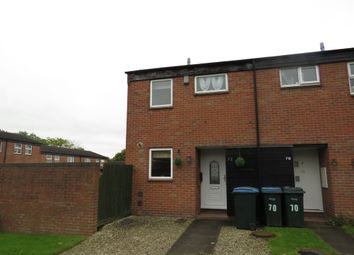 Thumbnail 2 bed end terrace house for sale in Goodman Way, Tanyard Farm, Coventry