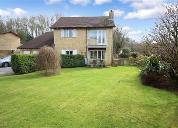 Thumbnail 5 bed detached house for sale in Vanbrugh Gate, Broome Manor, Swindon