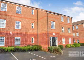 Thumbnail 2 bed flat for sale in Barrows Gate, Newark