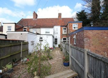 Thumbnail 2 bed terraced house for sale in Gladstone Terrace, Pleasant Place, Beccles