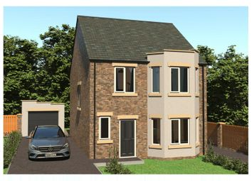 Thumbnail 3 bed detached house for sale in Plot 4 - Petersfield, Elvin Way, Chesterfield