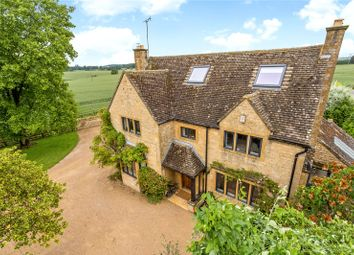 Thumbnail 5 bed detached house for sale in Broad Campden, Chipping Campden, Gloucestershire