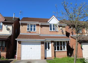 Thumbnail 4 bed detached house for sale in Newark Close, Huyton, Liverpool