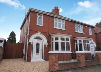 Thumbnail 3 bed semi-detached house for sale in Reynolds Street, Cleethorpes