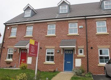 Thumbnail 3 bed town house to rent in Teignmouth Close, Garston, Liverpool