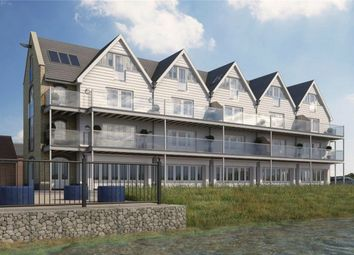 Thumbnail 2 bed flat for sale in Bawley House, Walter Radcliffe Road, Wivenhoe, Colchester, Essex