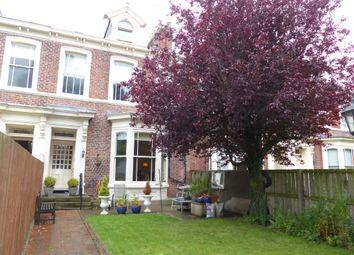 Thumbnail 5 bedroom terraced house for sale in Thornhill Terrace, Sunderland