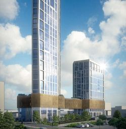 Thumbnail 2 bed flat for sale in 1804, Capital Towers, Stratford