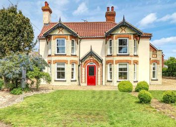 Thumbnail 6 bed detached house for sale in Thieves Bridge Road, Watlington, King's Lynn