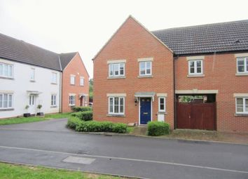 Thumbnail 3 bed terraced house to rent in Adelante Close, Stoke Gifford, Bristol