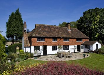 Thumbnail 6 bed farmhouse to rent in Alfold Road, Cranleigh