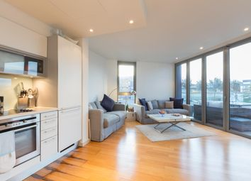 Thumbnail 1 bedroom flat for sale in Milliners House, Riverside Quarter, London