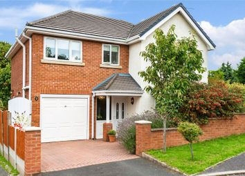 Thumbnail 4 bed detached house for sale in Rosecroft Close, Ormskirk
