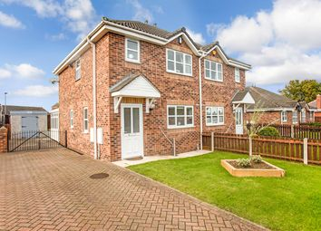 Thumbnail 2 bed semi-detached house for sale in Oak Haven Avenue, Great Houghton, Barnsley