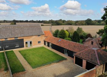 Thumbnail 5 bed barn conversion for sale in Sloley, Norwich, Norfolk