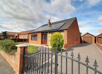 Thumbnail 3 bed detached bungalow for sale in Newport Drive, Winterton, Scunthorpe