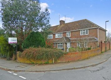 Thumbnail 4 bed semi-detached house for sale in Comptons Lane, Horsham, West Sussex