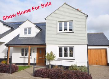 Thumbnail 3 bed semi-detached house for sale in Plot 14, Stannary Gardens, Chagford