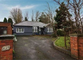 Thumbnail 3 bed detached bungalow for sale in Noose Lane, Willenhall, West Midlands
