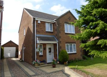 Thumbnail 3 bed detached house for sale in Hillcrest Gardens, Swineshead, Boston