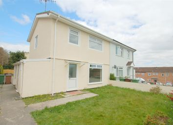 Thumbnail 3 bedroom property for sale in Coombe Park Lane, Plymouth