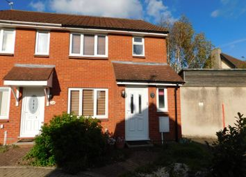 Thumbnail 3 bed semi-detached house for sale in Thurlow Court, Stowmarket