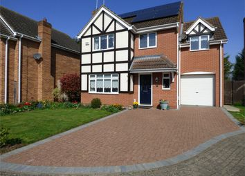 Thumbnail 4 bedroom detached house for sale in Elsworth Close, St. Ives, Huntingdon
