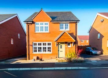 Thumbnail 4 bed detached house for sale in Orchard Row, Manor View, Trelewis