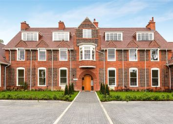 Thumbnail 2 bed flat for sale in Woodbridge, Chancellors Drive, Frimley, Surrey