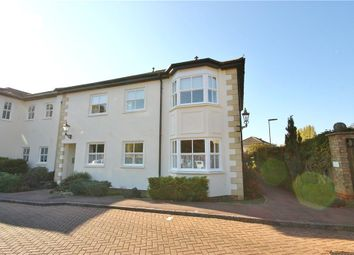 Thumbnail 2 bed flat for sale in The Lodge, St. Judes Close, Englefield Green, Surrey