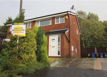 Thumbnail 3 bed property for sale in Carr Field, Preston
