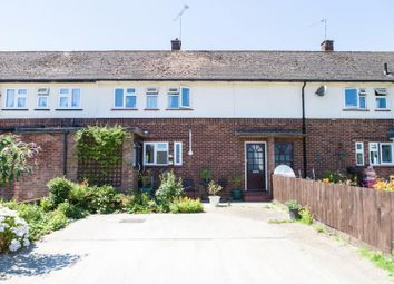 Thumbnail 2 bed terraced house for sale in Clarence Road, Pilgrims Hatch, Brentwood